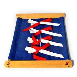 Bow Frame - Montessori Material